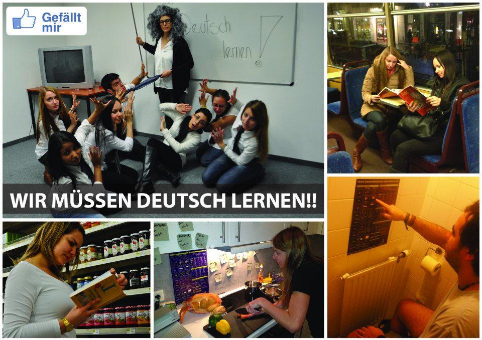 Online Deutsch lernen