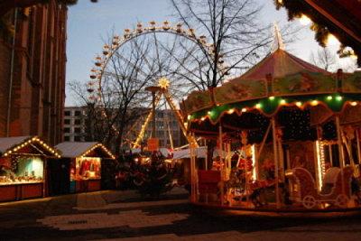 Weihnachtsmarkt Totensonntag Geöffnet.Nostalgischer Weihnachtsmarkt Deutschkurs Blog Berlin