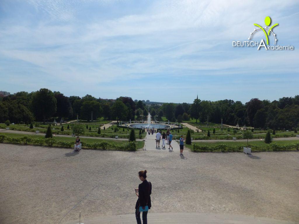 Kulturprogramm der DeutschAkademie Berlin - Potsdam Schloss Sanssouci ...