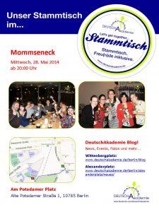 Stammtisch_Mommseneck_POSTER