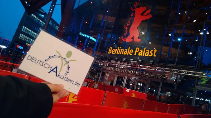 Deutsch Akademie auf der Berlinale