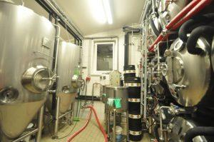 die renovierte Brauerei © Julia Jurisch