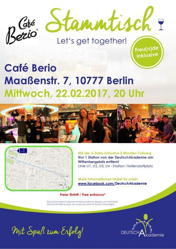 Berlin Cafe Berio